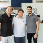 César Teixeira, Lewton E Eduardo Monteiro (1)