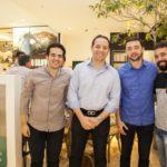 Carlos Brandao, Irineu Guimaraes, Elias Hissa E Lucas Mendes (2)