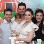 Edmar, João, Odmar, Raissa Feitosa E Camile Bezerra_