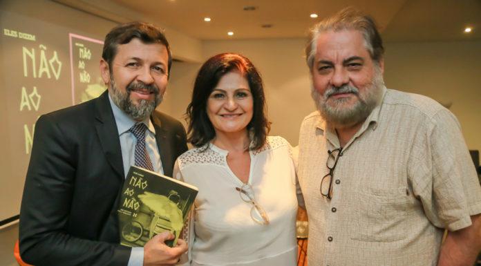 Elcio Batista, Gloria Diogenes E Paulo Linhares (1)