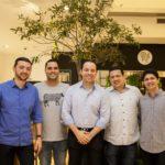 Elias Hissa, Marcelo Gentil, Irineu Guimaraes Rodrigo Cavalcante E Carlos Ponte