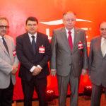 Emílio Morais, Sérgio Lopes, Ricardo Cavalcante E Cristiano Maia (1)