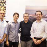 Florencio Gomes, Carlos Ponte, Ricardo Bezerra E Irineu Guimaraes (2)