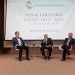 Geraldo Luciano Mattos, João Carlos Paes Mendonça E Coronel Romero 45