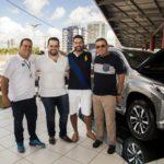 Germano Barbosa, Luiz Queiroz Filho, Julio Cesar E Luiz Queiroz