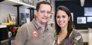 Glauco Tavares E Marcela Veloso