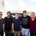 Guilherme Rolim, Lucas Rolim, Vitor Veras, Lucas Rodrigues E Pessoa Rodrigues