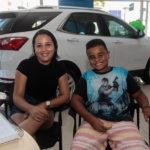 Helen Mayara E Carlos Emanuel 18