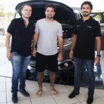 Hugo Albuquerque, Rodrigo Barreira E Lucas Rolim