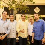 Irineu Guimaraes, Rodrigo Cavalcante, Luciano Cavalcante, Eduardo Passos E Elias Hissa (1)