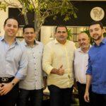 Irineu Guimaraes, Rodrigo Cavalcante, Luciano Cavalcante, Eduardo Passos E Elias Hissa (3)