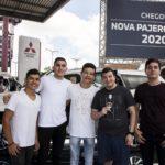 Joacir Fonteles, Danilo Barbosa, Pedro Silva, Luiz Eduardo Lima E Paulo Victor