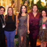 Juliana Capelo, Valeria Cavalcante, Roberta Fontelles, Priscila Amaral E Valéria Xavier (4)