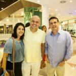 Karina Aderaldo, Caio Aderaldo E Alexandre Aderaldo (2)