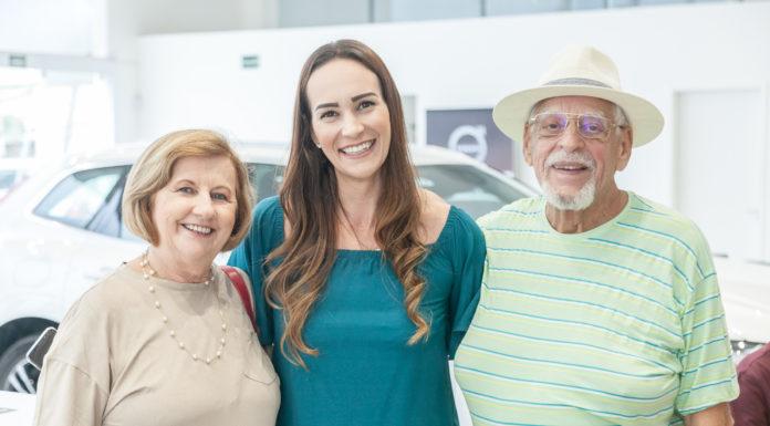 Lourdes Torrano, Dayse Terra E Renato Torrano