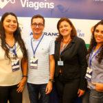 Luciana Leocadio, Régis Abreu, Paula Ferreira E Paula Ribeiro (1)