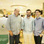Luciano Salgado, Thiago Barroso E Carlos Pontes (2)