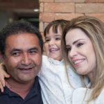 Luiz Cesar, Luiz Cesar Filho E Joana Caetano 2