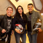 Márcio Cabral, Débora E Rubens Queiroz