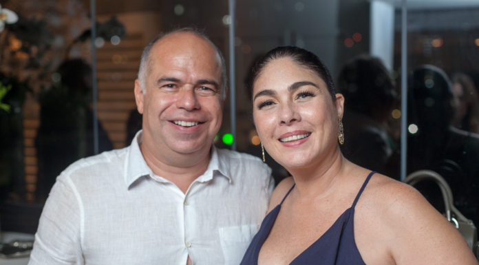 Marcio Menezes E Izabela Fiuza