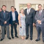 Marco Pessoa, Jodeon Sampaio, CLaudia Brilhante, José Venceslau E Hugo Leão