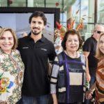 Mariza Rolim, Lucas Rolim, Edir Rolim E Maruzia Carvalho