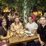 Mayara Soares, Marina Feitosa, Victor Bloom E Henri Mota (2)