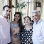 Michaele Luno, Daniela Aassunção, Sonia De Fatima E Antonio Carlos (1)