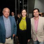 Pedro Alfredo, Mirian Pereira E Naldinho Sales 91