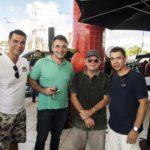 Rodrigo Barroso, Carlos Henrique, Antonio Aragao E Adriano Aragao