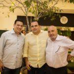 Rodrigo Cavalcante, Luciano Cavalcante E Eduardo Passos (2)