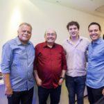 Rogerio Façanha, Jose Maria, Guilherme Colares E Isaias Tomas (2)