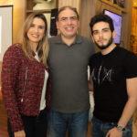Susana Fiuza, Breno E João Victor Melo (2)