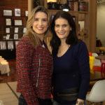 Susana Fiuza E Daniele Araújo