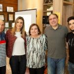 Tarcísio Melo, Susana Fiuza, Solange Pinheiro, Breno E João Victor Melo (1)
