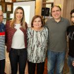 Tarcísio Melo, Susana Fiuza, Solange Pinheiro, Breno E João Victor Melo (2)
