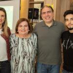 Tarcísio Melo, Susana Fiuza, Solange Pinheiro, Breno E João Victor Melo (3)
