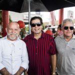 Williams Cito, Naldinho Salles E Edson Arouch