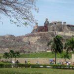 Castillo San Felipe Barajas Cartagena Colombia Ruins