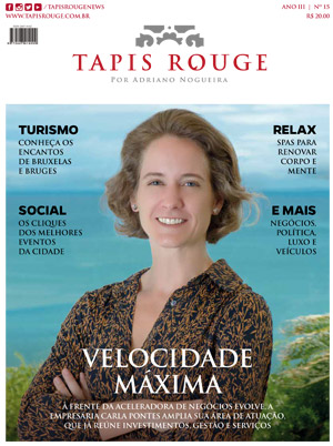 Revista Tapis Rouge 015/2019