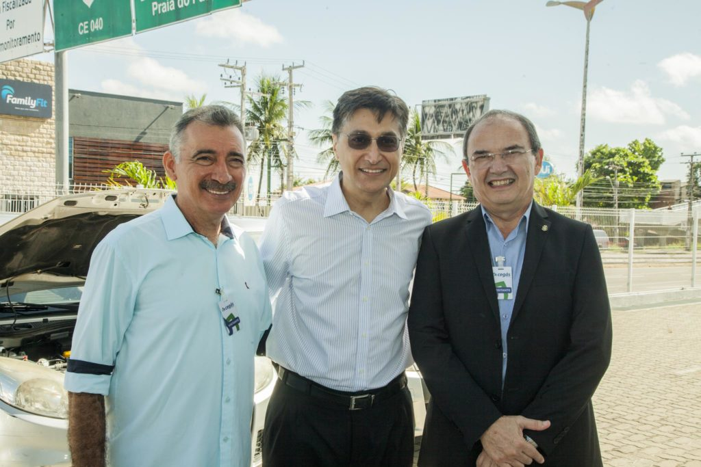 Artur Bruno, Hugo Figueiredo E Francisco Cavalcante