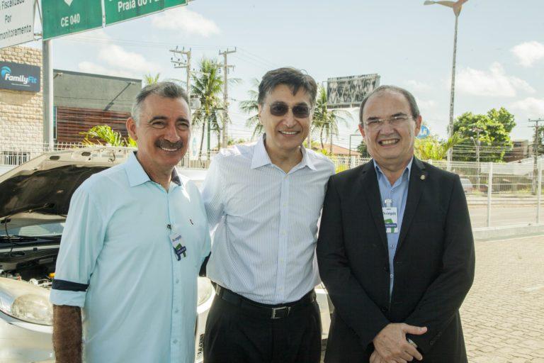 Governo do Ceará passa a usar Gás Natural Renovável em sua frota de veículos