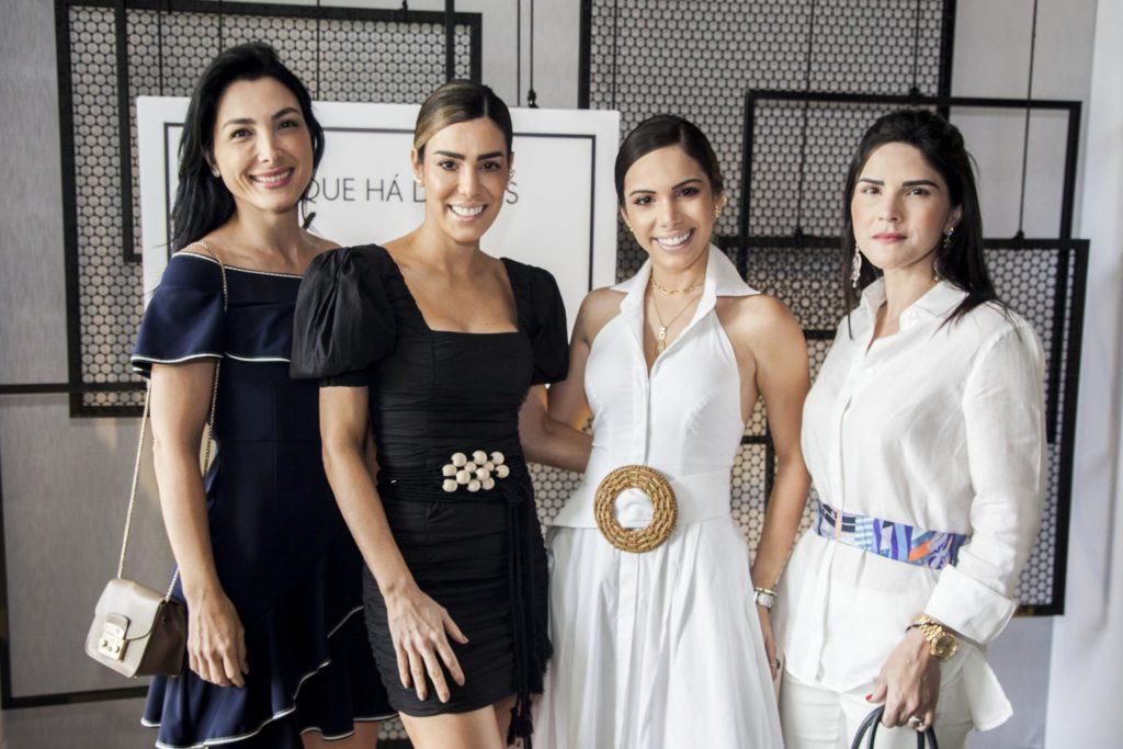 Daniele Linheiro, Juliana Cordeiro, Nicole Vasconcelos E Marilia Quintao (1)