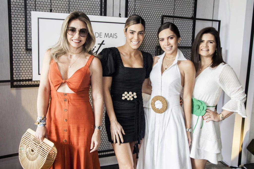 Daniele Peixoto, Juliana Cordeiro, Nicole Vasconcelos E Ticiana Brigido (2)