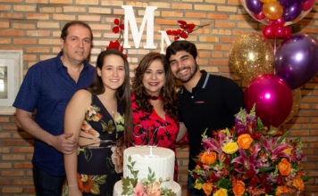 George, Paula, Martinha E Thiago Assunção (2)