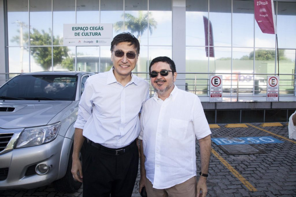 Hugo Figueiredo E Paulo Mota