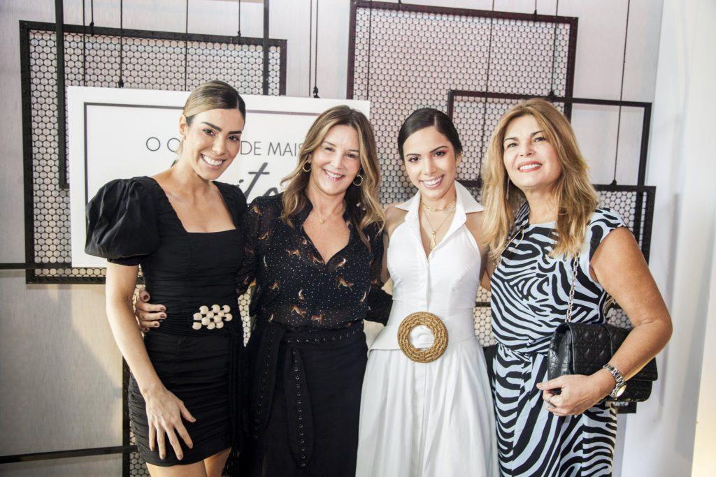 Juliana Cordeiro, Fernanda Matoso, Nicole Vasconcelos E Cristina Lima (1)