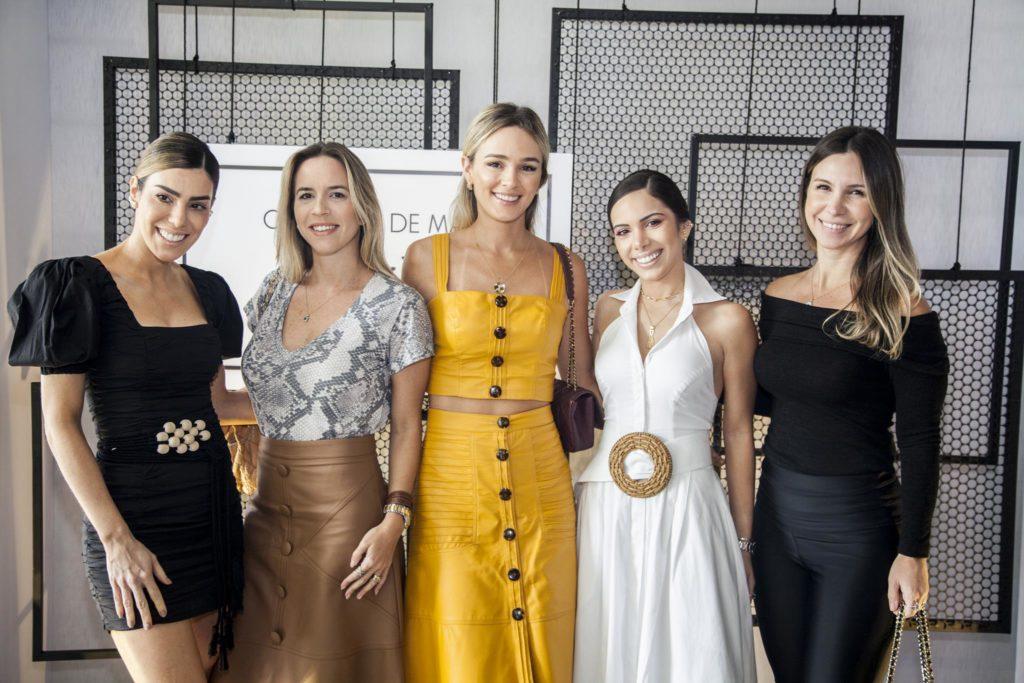 Juliana Cordeiro, Isabela Rolim, Tassia Ferreira, Nicole Vasconcelos E Paula Ferreira (1)