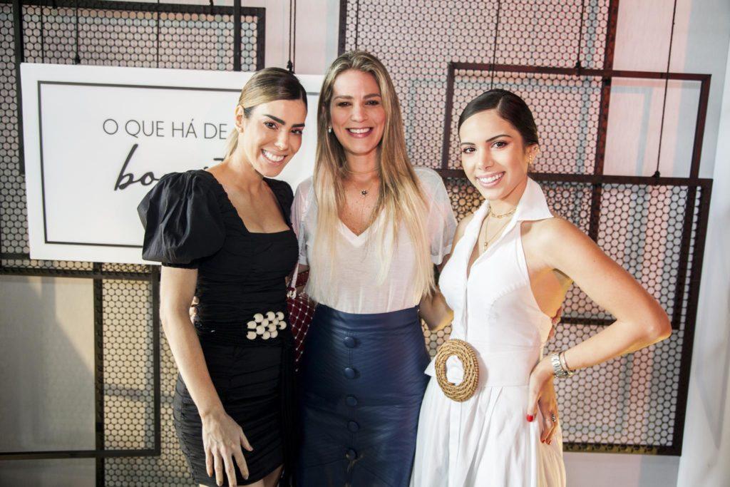 Juliana Cordeiro, Mariane Da Fonte E Nicole Vasconcelos (2)