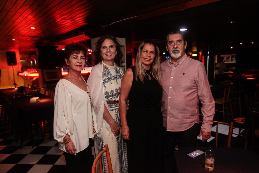 Lilia Quinderé Isabela Gentil Marizete E Américo Picanço 1 2